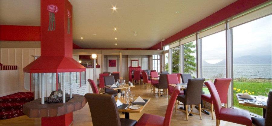 Luxury Waterfront Hotel Glencoe